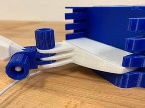 MMS adapter bracket for 3DScanner