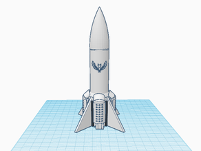 HASP Triengine Payload Carrier