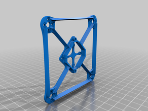 Evolution 2.5 printed frame