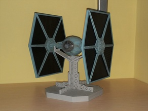 Revell TIE-Fighter Stand