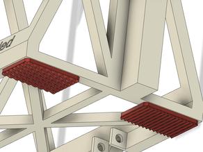 TPU Feet for Multiple Mechanism Auto-Rewind Spool Holder