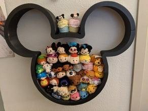 Mickey Mouse Display Shelf