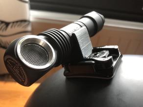 Armytek Wizard to GoPro adapter
