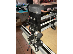R-CNC Extended X-Axis Travel
