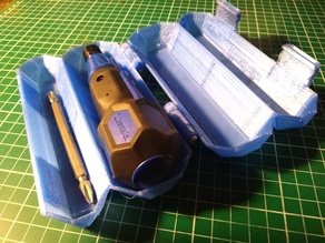 Case for WestFalia \ Grewi \ Batavia \ Hanmei \ Hybro electric screwdriver