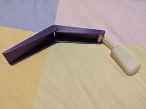 Bottom Wiper Personal Hygiene Buttocks Scrubber