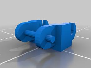 Lego Single Width Track Link
