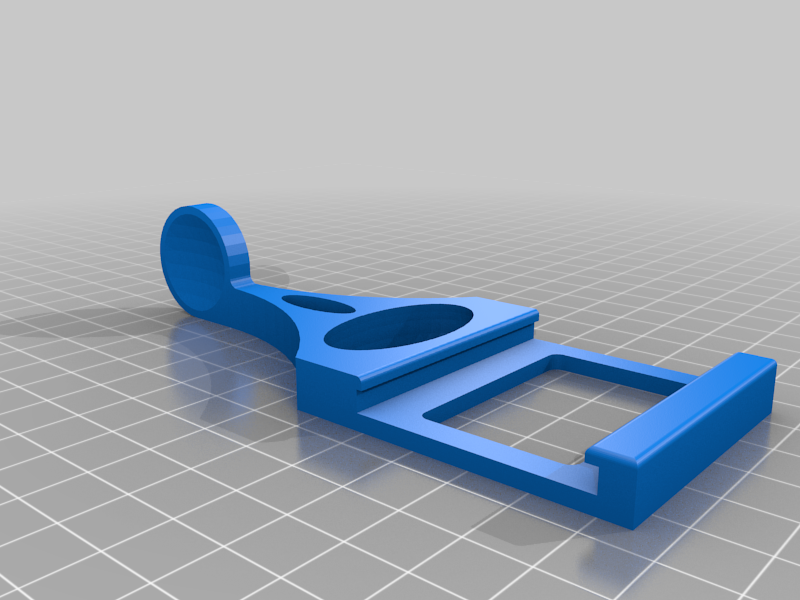 Anycubic i3 Mega S - Hotbed Handle