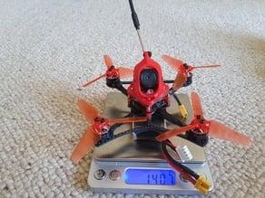 Speed RacerX TWIG Caddx turtle V2 mod