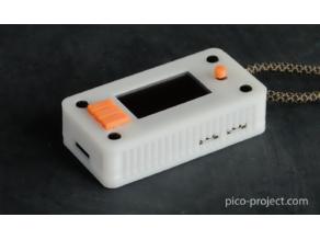 Pico - Pi Zero Oled Case