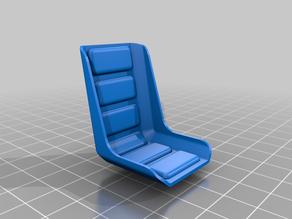 Razor Crest, Cockpit Floor without pegs