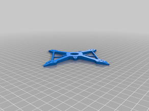 65mm 1102 Toothpick frame