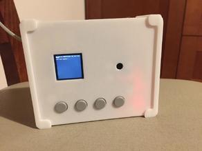 Raspberry Zero domotics controller