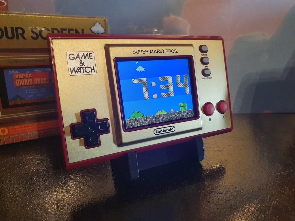 Game and Watch Display stand