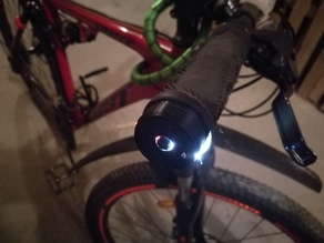 Bicycle Handlebar Lights