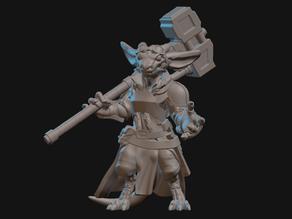 Kobold Battlesmith Miniature