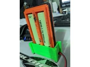 FT-60R 18650 Battery Pack Desktop Charger V2