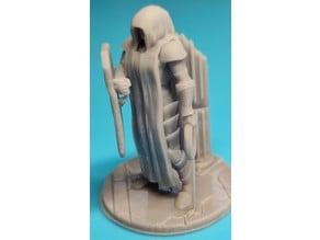 Warforged Imperial SEO Guardian (male) Miniature
