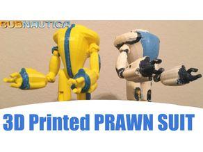 P.R.A.W.N Suit Action Figure