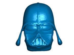 Darth Vader Refrigerator / Whiteboard Magnets