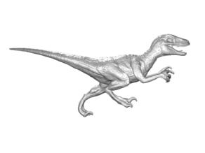 Velociraptor Blue with Base