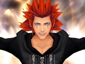 Kingdom Hearts 2 - Axel