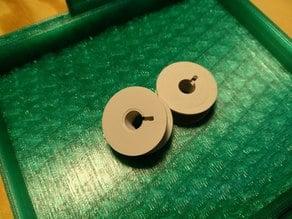 Sewing machine bobbin / шпулька для швейной машины