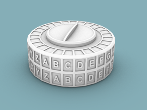 NICERC Cipher Disk 2.0