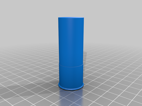 12 Gauge Shotgun Shell - snap cap