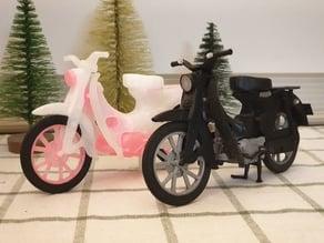 Honda Cub C100 Motorcycle