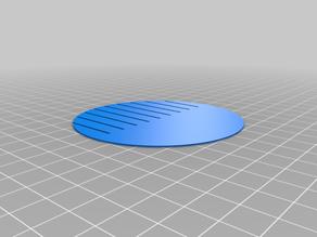 Sliceform Sphere