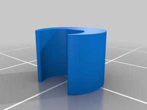 Compact 3Dprinted cycloidal drive