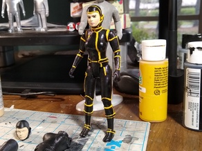 Planet Of The Vampires - Tiona Action Figure