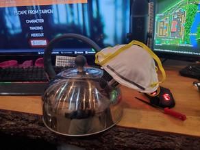 Respirator Cleaner (steamer)