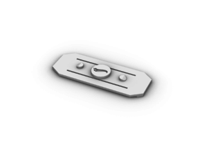 Hot Wheels Connector (Connector for Track Builder)