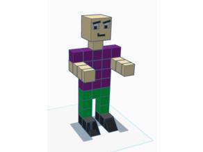 Technobricks 3D Cool Guy