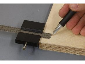 Ruler Marking Gauge