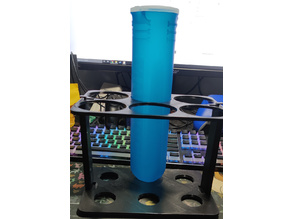 Paintball Pod Stand