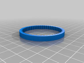 My Customized Parametric Pulley Belt 52