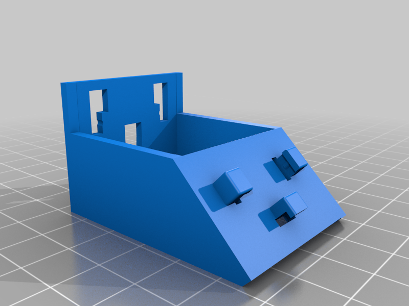 Inverted XTander Clip for 8BitDo SN30Pro+ (Plus)