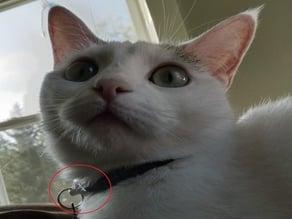 Seresto Cat Collar Name Tag Mount