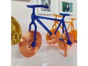 Amy's runing bike