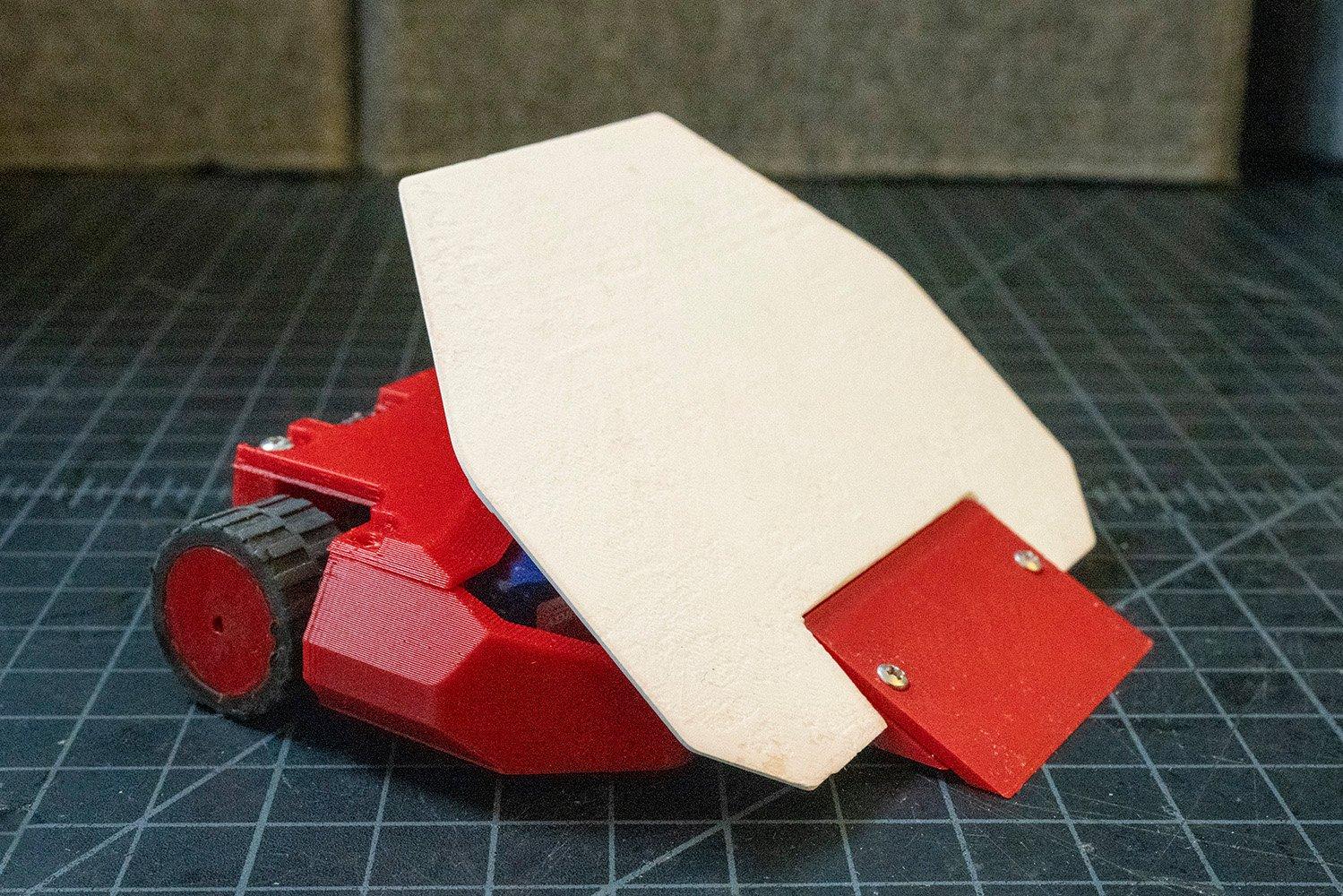 150g Front Flipper Battlebot