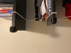 Wall Shelf Corner Cushion - IKEA PERSHULT