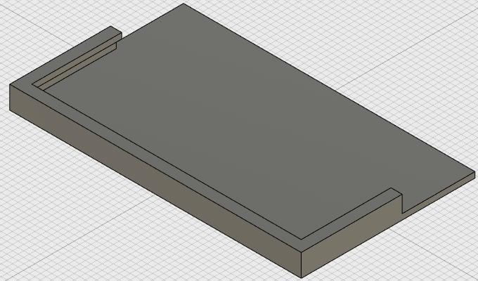 tablet stand v1