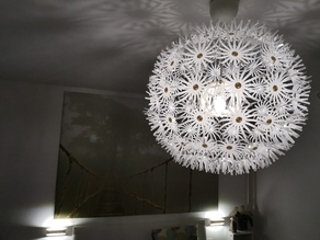 Flakes for IKEA Maskros Pendant light