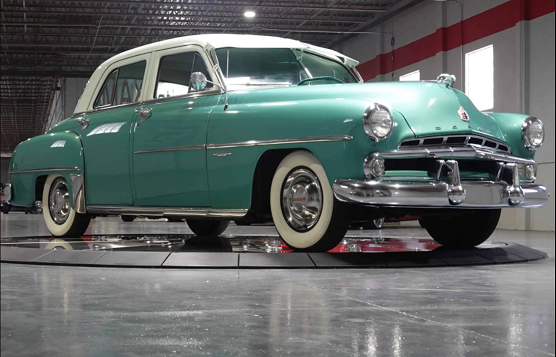 Dodge Coronet Sedan 1952