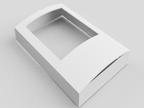 Alpha Innotec Luxtronik Heat Pump Controlpanel Cover