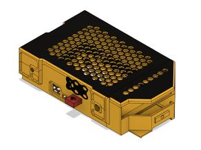 Universal BTT SKR Box with 8x3mm magnets