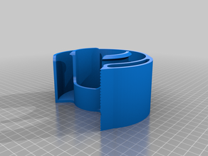 60mm packing tape dispenser REMIX